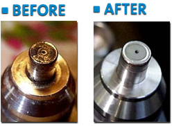 Ultrasonic Fuel Injector Cleaning Service