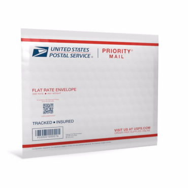 USPS small flat rate envelope